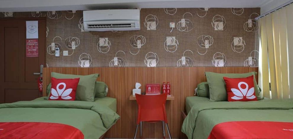 ZEN Rooms Basic Green Apple