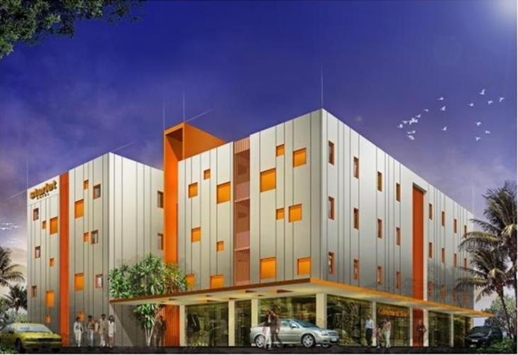 Starlet Hotel Serpong Tangerang