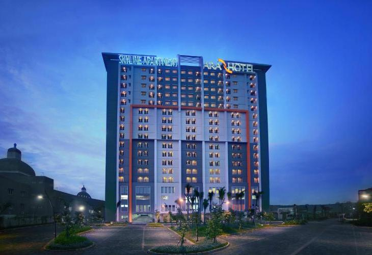 Lokasi Hotel Ara Gading Serpong