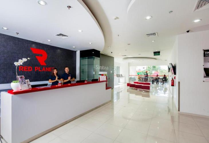 Red Planet Surabaya (formerly Tune Surabaya)