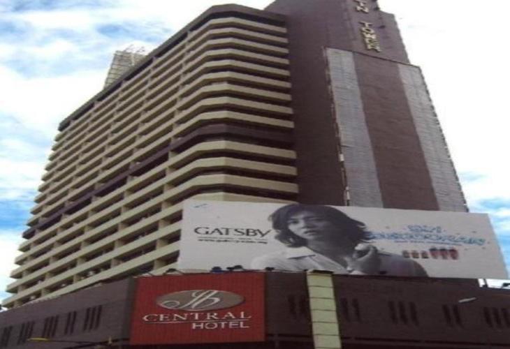 JB Central Johor Bahru