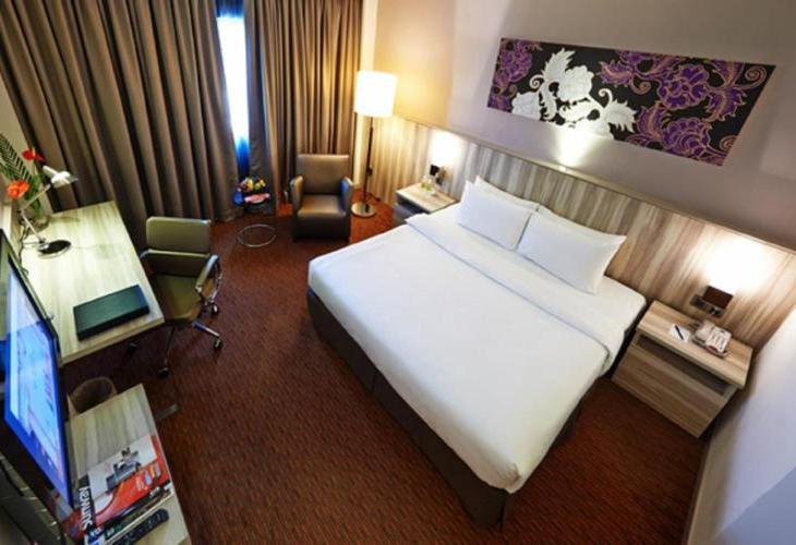 Sunway Hotel Seberang Jaya Adalah Di Lokasi Yang Baik Tepatnya Berada