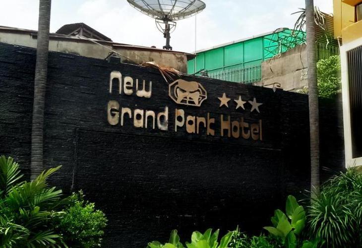 New Grand Park Surabaya