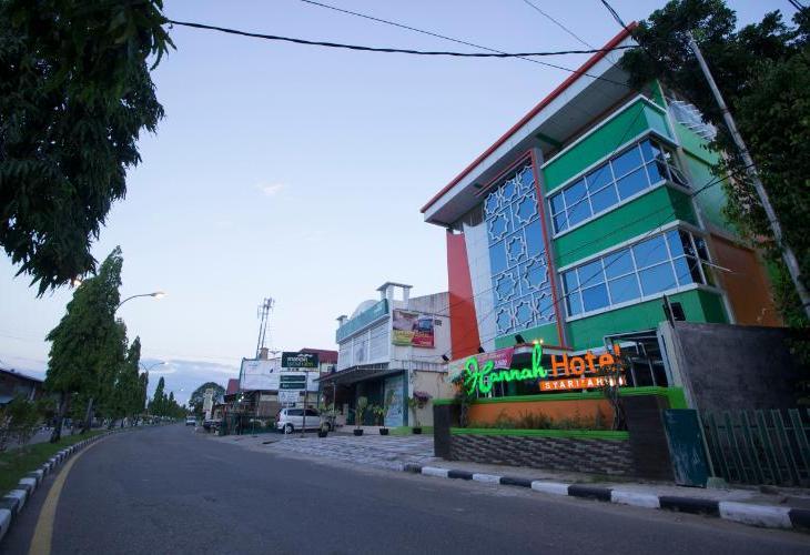 Hannah Hotel Syariah Painan