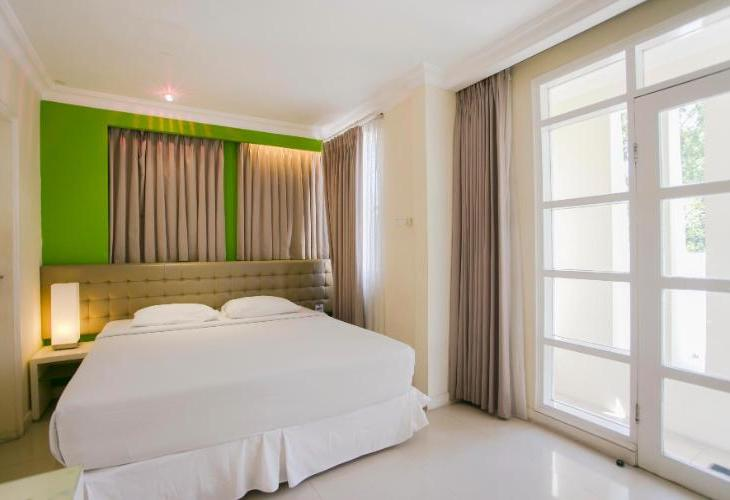 Ciputra GolfClub Hotel Surabaya Berada Di Wiyung