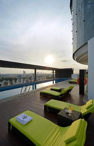 Midtown Residence Marvell City