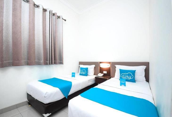 Lokasi Hotel Airy Pecinan Kalikuping Utara 243 Semarang