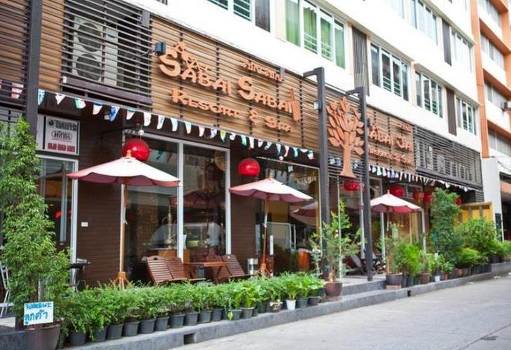 Sabai Sabai at Sukhumvit