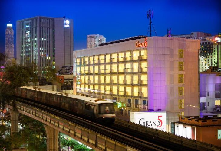 Grand 5 Hotel and Plaza Sukhumvit Bangkok