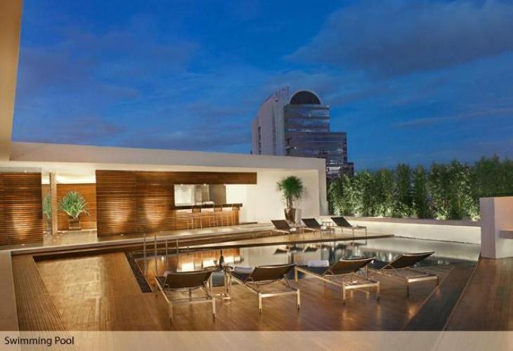 Oakwood Residence Sukhumvit Thonglor Bangkok