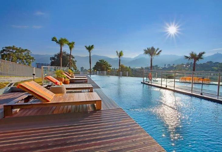 Pesona Alam Resort & Spa (Formerly Harris Hotel & Convention Puncak)
