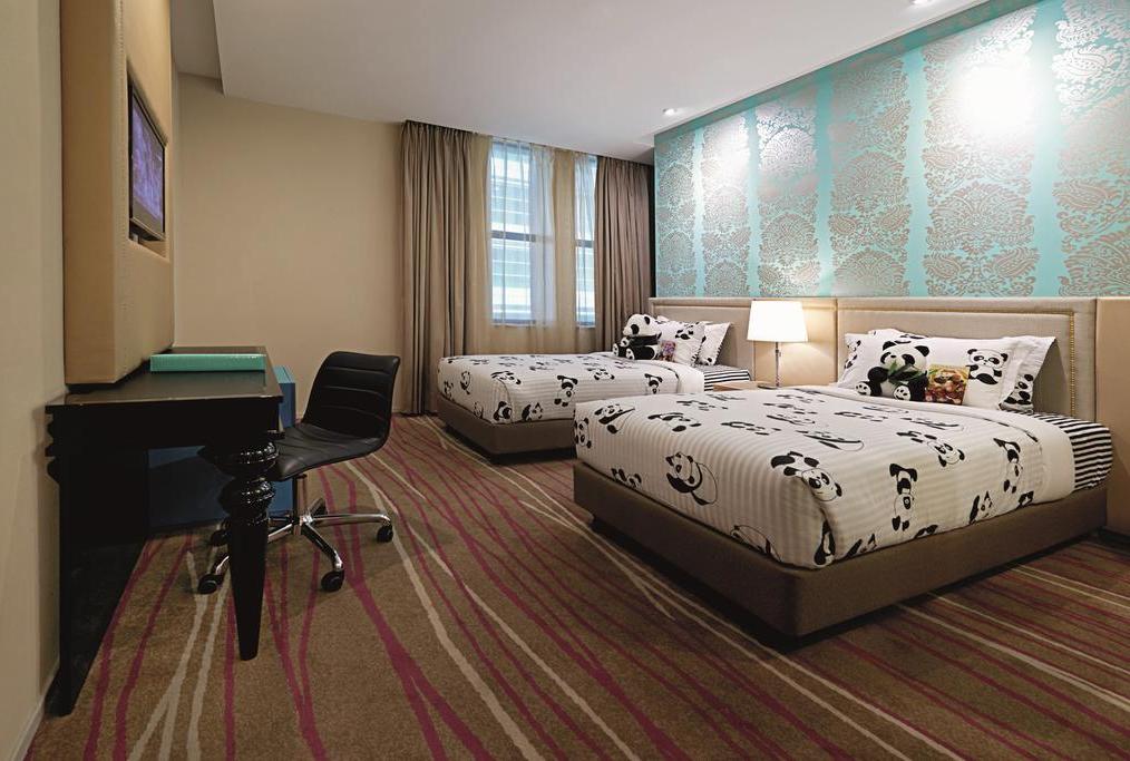 Cosmo Hotel Kuala Lumpur
