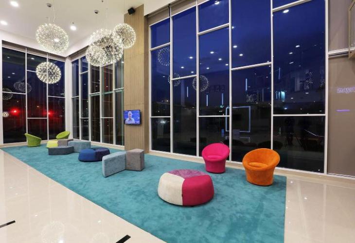 Amerin Boutique Hotel Johor Bahru Adalah Di Lokasi Yang Baik Tepatnya Berada Nusajaya Legoland