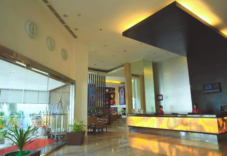 Almadera Hotel Makassar (Formerly Quality Makassar)
