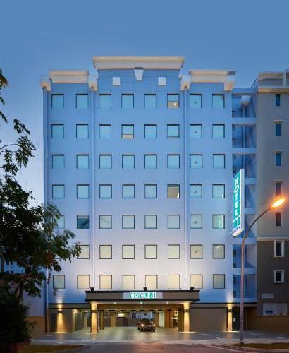 Hotel 81 Gold