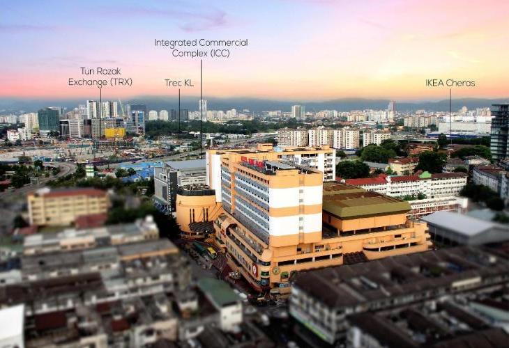 Pudu Plaza Kuala Lumpur