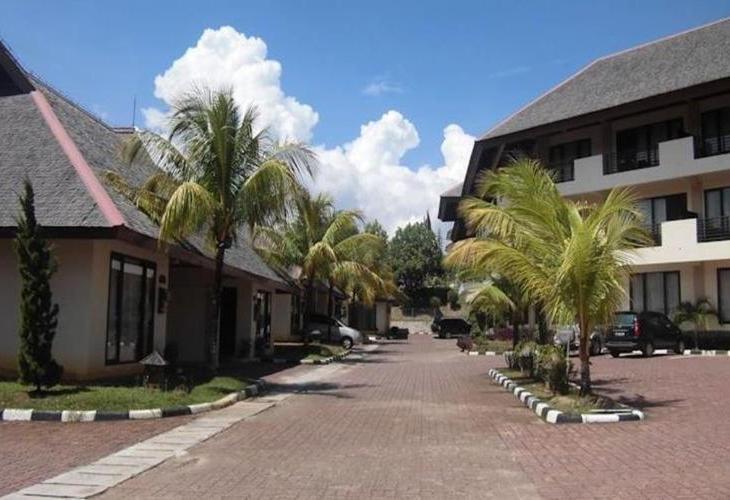 Town House Bukit Damai Indah Hotel and Residence
