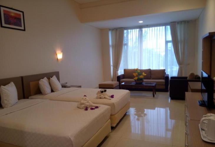 Negeri Baru Hotel and Resort Lampung