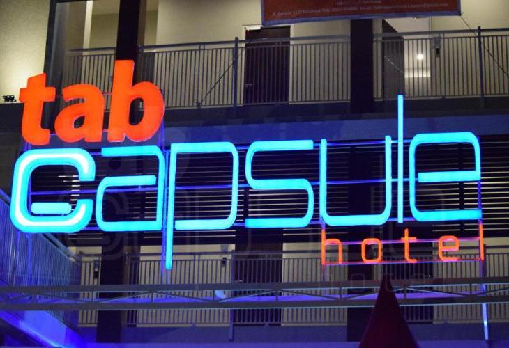 Tab Capsule Hotel Surabaya
