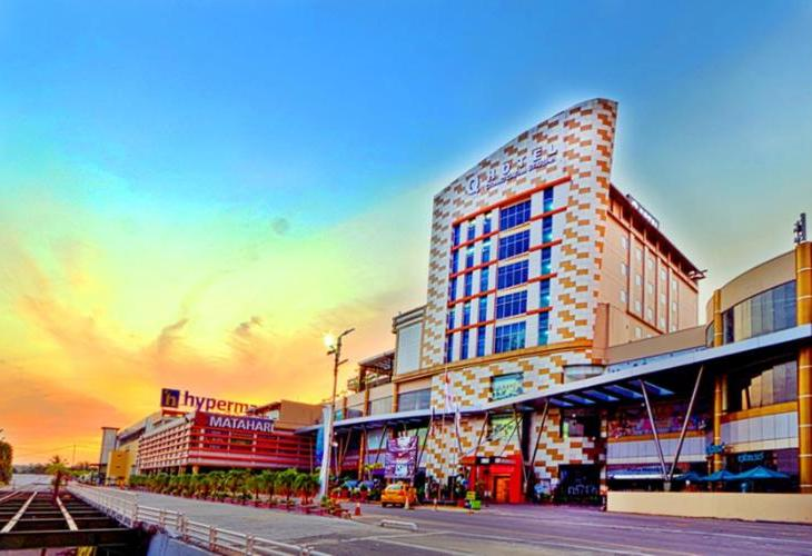 Grand Dafam Q Hotel Banjarbaru Managed by DHM Syariah