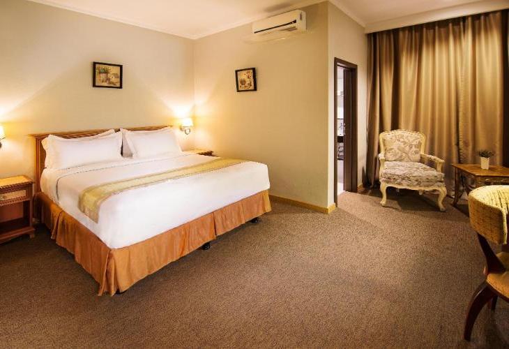 Menumbing Heritage Hotel Pangkalpinang