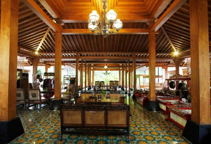 Joglo Mandapa Boutique Hotel