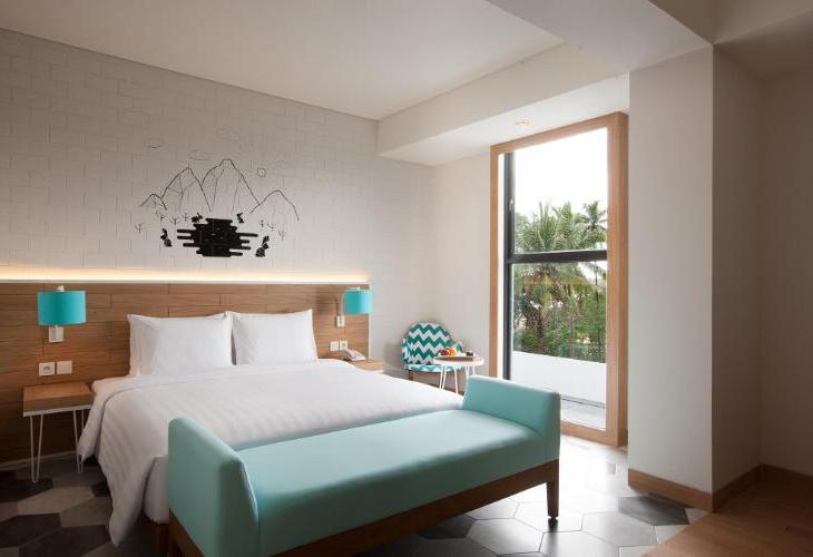 La Lucia Hotel by Prasanthi Belitung