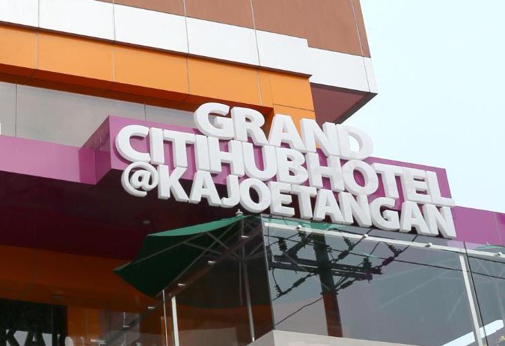 Grand Citihub Hotel at Kajoetangan