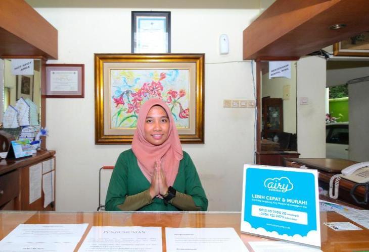Airy Eco Bandara Adisutjipto Kenanga 3a Yogyakarta