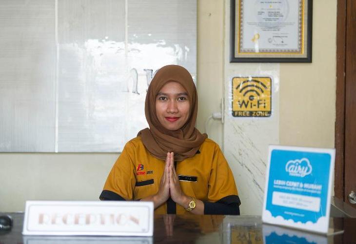 Airy Tanjung Pandan Sudirman 16 Belitung