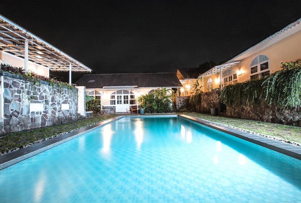 OYO 292 D Oasis Mountain Resort