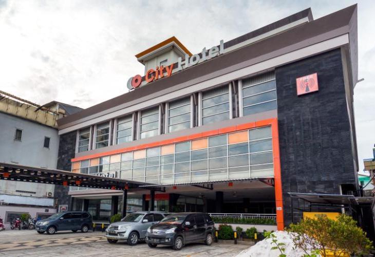 Capital O 769 City Hotel
