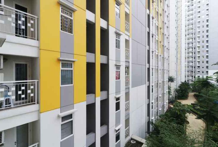 Jo Rooms - Apartemen Springlake