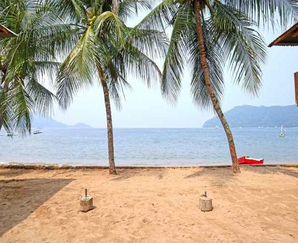 OYO 1538 Pesona Beach Travelodge