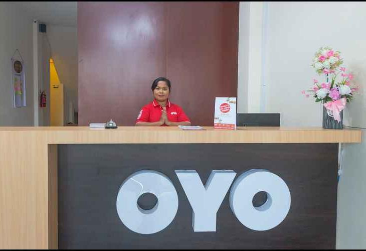 OYO 899 Gold Line Guest House