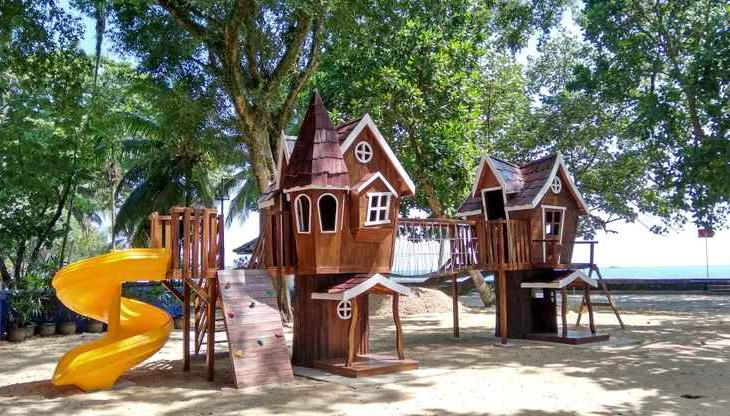 Mutiara Carita Cottages