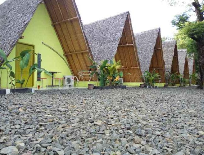 Penginapan Bunar Tunggal dan Resto Seafood