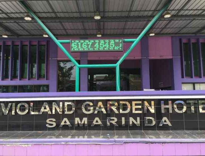 Hotel Violand Garden