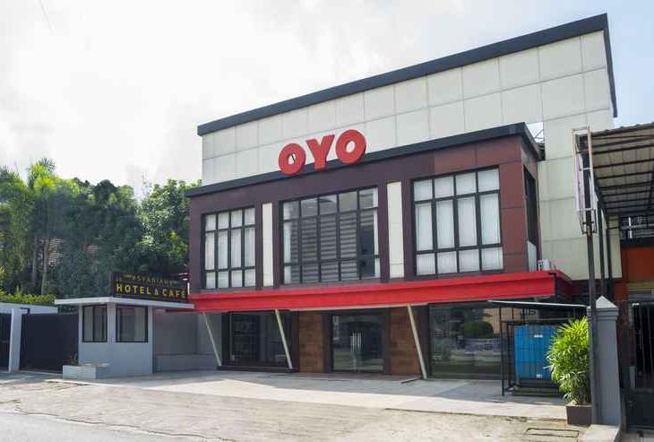 OYO 1411 Djakarta Hotel Syariah