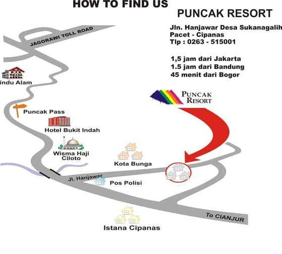 Puncak Resort Drive 195 By Aryaduta