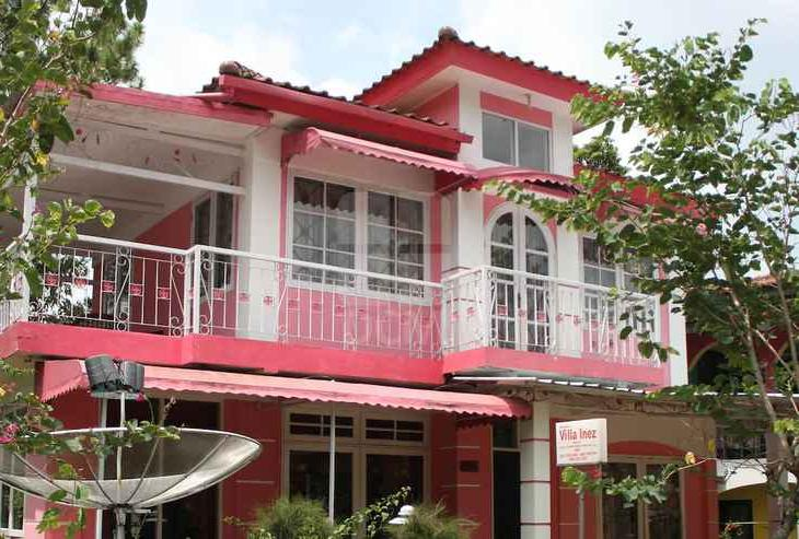 Villa Kota Bunga Sakura