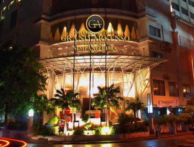 Grand Arkenso Parkview Hotel Semarang