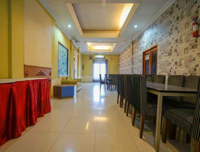OYO 1273 Hotel Belvena