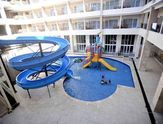 Laut Biru Resort Hotel