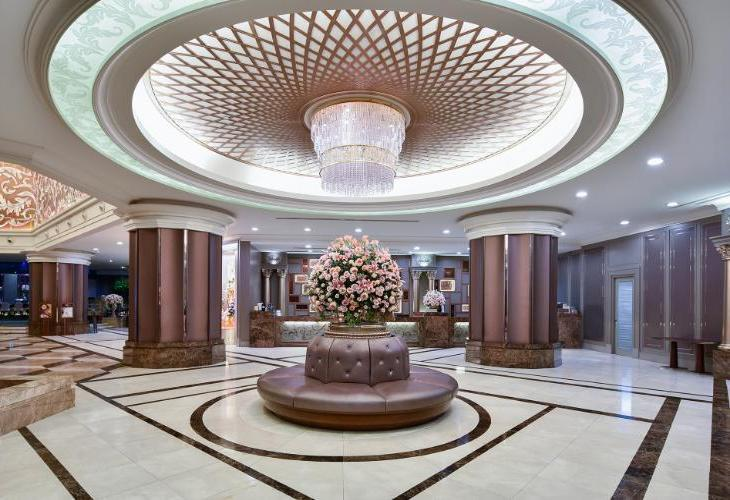 Berkeley Hotel Pratunam (The)