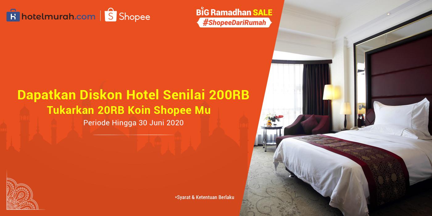Diskon Hotel Rp 200 000 For Koin Reward Shopee Hotelmurah Com