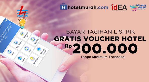 Promo Bayar Listrik 12 12 Hotelmurah Com